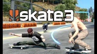 Skate 3 - Time to Split!!! [Playstation 3]