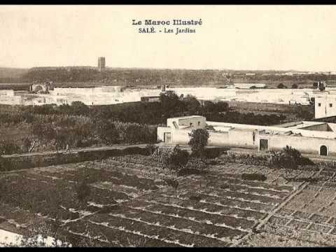 Un peu d'Histoire Rabat avant 1920 et après Maroc