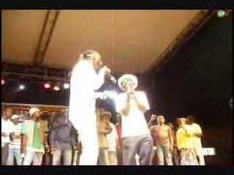 ninja man cocoa tea clash