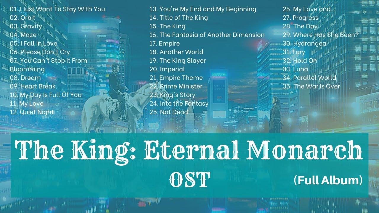 Download [FULL ALBUM] The King Eternal Monarch OST + SCORE    더 킹 : 영원의 군주 OST