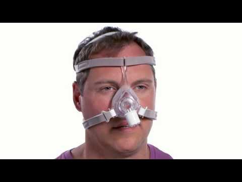 Respironics Pico Mask Fitting