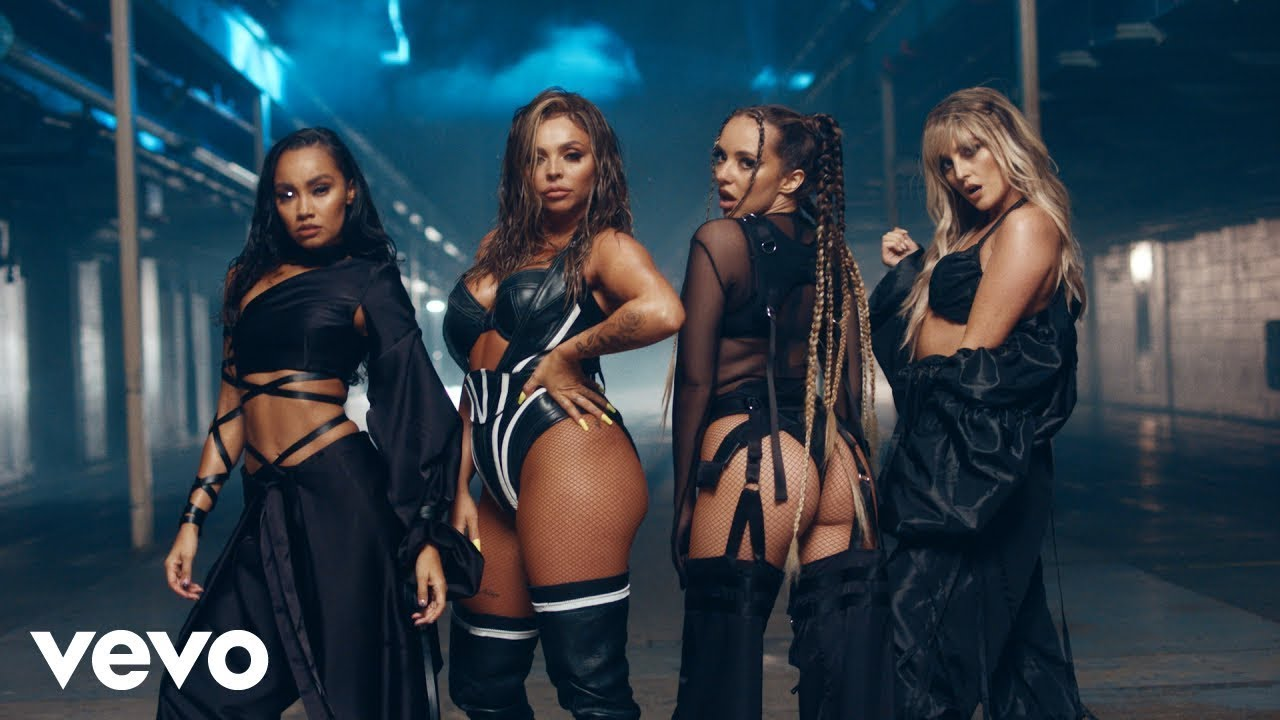 "NEW VIDEO ALERT: Little Mix ""Sweet Melody """