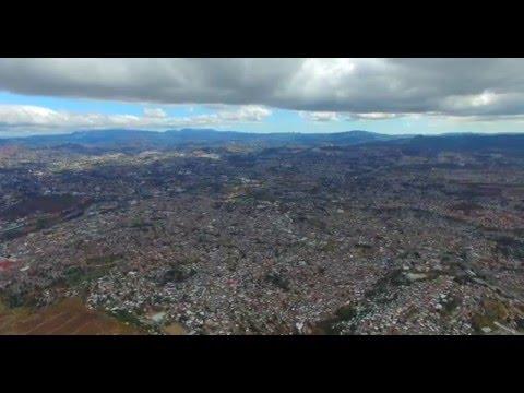 Un Giro de 360! Tegucigalpa y Comayaguela - 4K