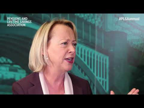 PLSA Interview with Lynda Gratton