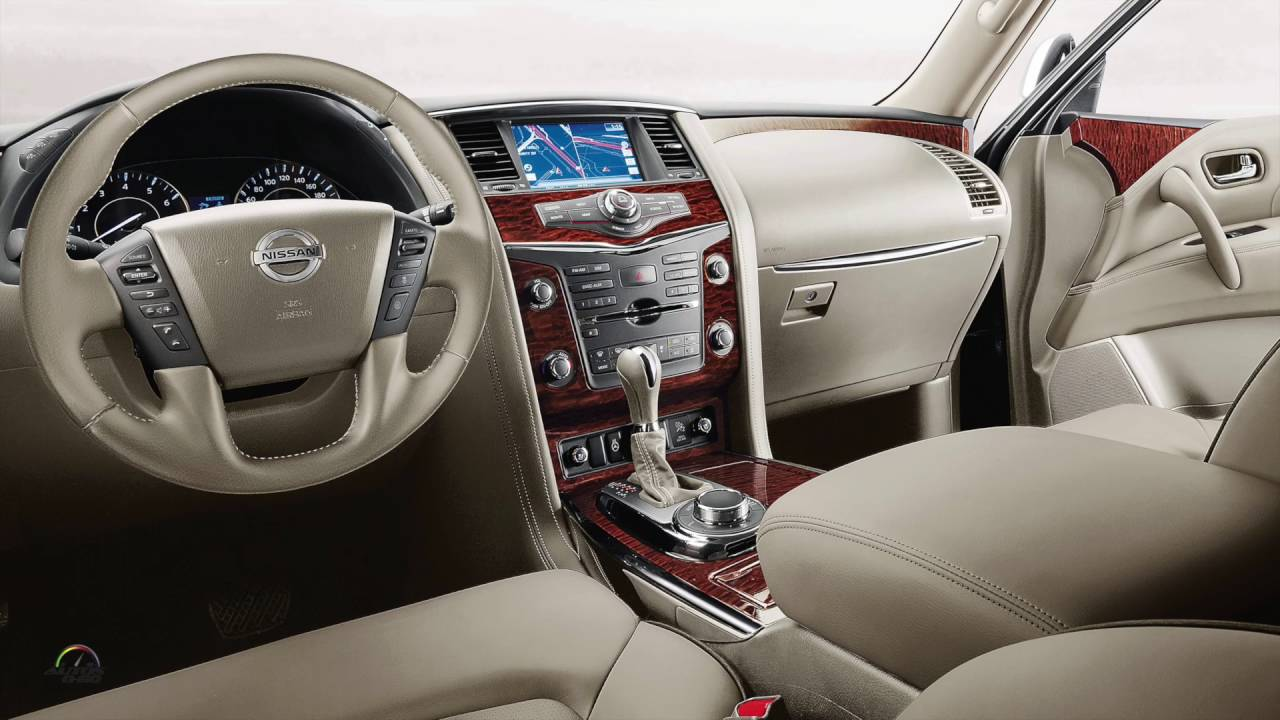 2017 nissan armada walk around by product planner lauren preininger youtube. Black Bedroom Furniture Sets. Home Design Ideas