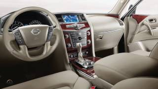 2017 Nissan Armada walk around  by Product Planner Lauren Preininger