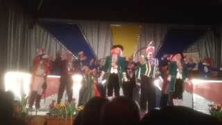 Oberurseler Karnevalsprinz Jürgen I. singt