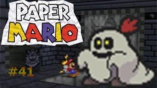 Pasillos engañosos/Paper Mario capítulo 41