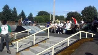 skatefest de farnham  2010 avec le new park