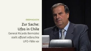 UFOs in Chile - General Ricardo Bermúdez | ExoMagazin