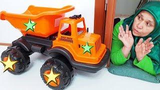 Ayşe's Magical Car TRUCK & Ayşe And Kerem's Fun Toys