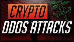 Cryptocurrency Exchanges Under DDOS Attack! (Okex & Bitfinex)
