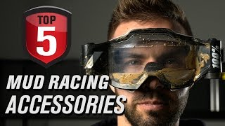 Top 5 Mud Motorcycle Racing Accessories   2017