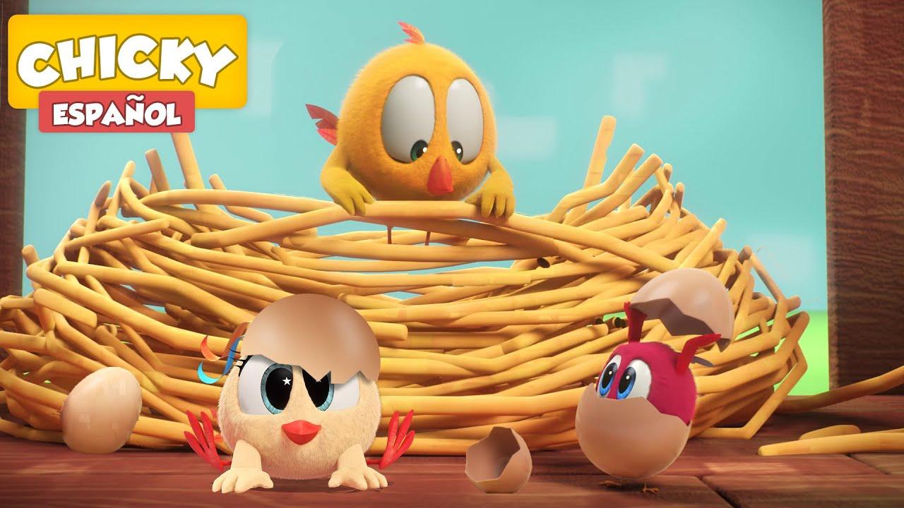 ¿Dónde está Chicky? 2021   EN LA GRANJA DE CHICKY   Dibujos Animados Para Niños