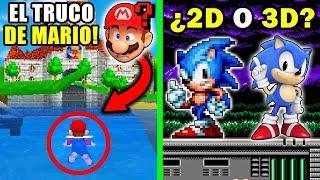 10 Trucos que los Videojuegos Usan para Engañarte (PARTE 3)