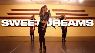 EURYTHMICS - SWEET DREAMS (HEELS DANCE) | #theINstituteofDancers | Choreography by Liana Blackburn