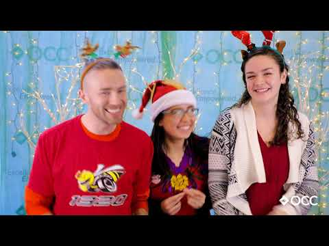 Oakland Community College 2018 Holiday Video