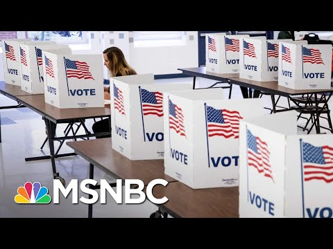 Joe Biden Wins Virginia And Bernie Sanders Wins Vermont, NBC News Projects | MSNBC