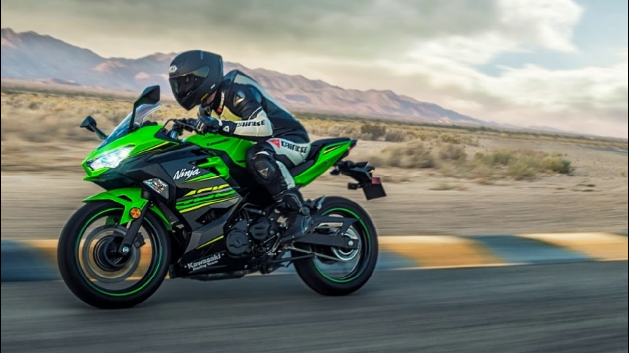 2018 Kawasaki Ninja 400 Specs Feature Youtube