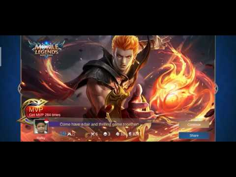 Play Valir Mobile Legends - Record from Realme C3 Screen Recorder - 동영상