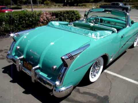 1954 Buick Skylark Classic Car | Del Mar California - YouTube