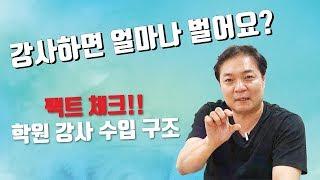 [중국어로路] 외국어 학원 강사의 월 수입은? 팩트 체…