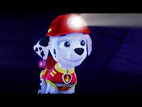 paw patrolpups save a ghost cabin clip 1 youtube