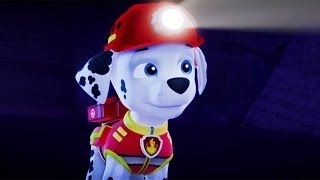 PAW Patrol-Pups Save a Ghost cabin Clip #1