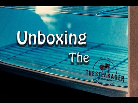 The Steakager Unboxing