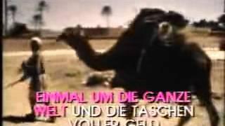 Karel Gott EINMAL UM DIE GANZE WELT cover verze JAN MLČOCH