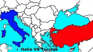 Italia vs turchia - mapping 4