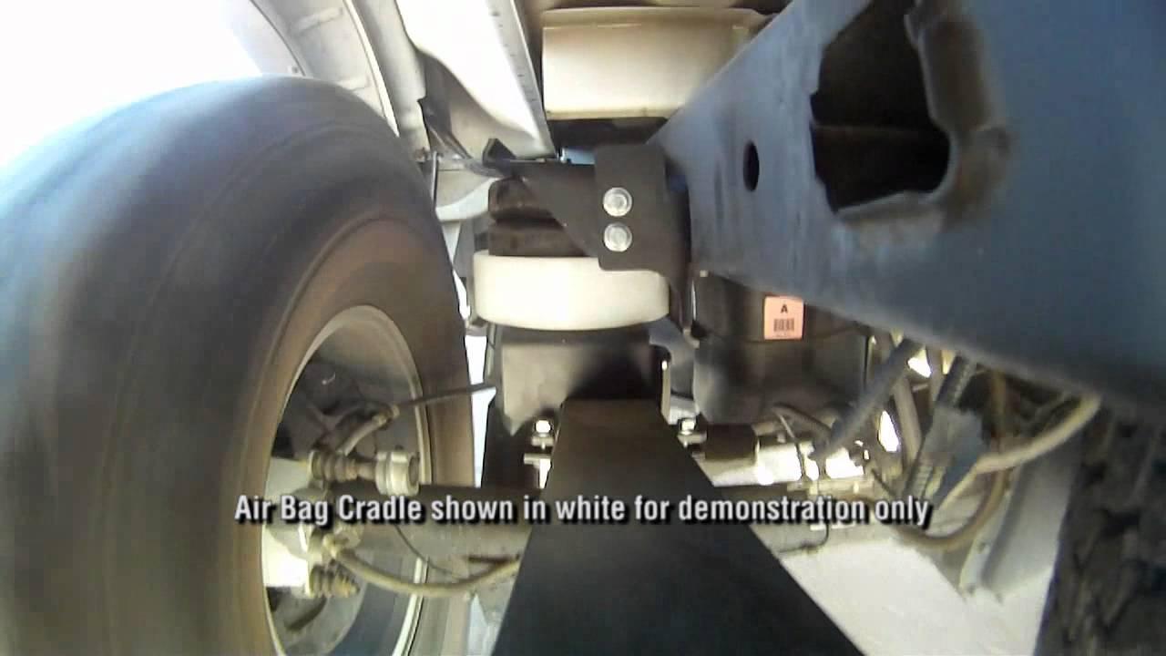 Air Lift Ride Control Installation Installation Of Air