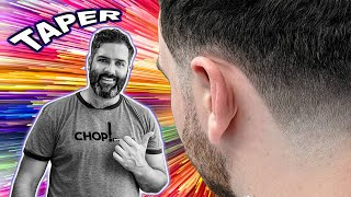 How to Tidy uṗ Your own Neck Hair | How to Taper your Own Hair