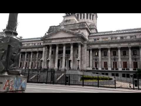 Congreso de la Nacion Buenos Aires