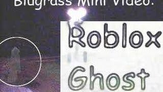 ROBLOX Ghost Man! Notice Adero8days wasn't on playerlist!