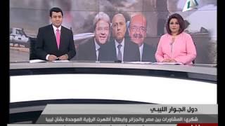 شكري: المشاورات بين مصر والجزائر وايطاليا أظهرت الرؤية الموحدة بشأن ليبيا