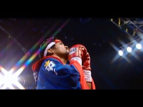 Manny Pacquiao Lalaban Ako Para Sa Filipino
