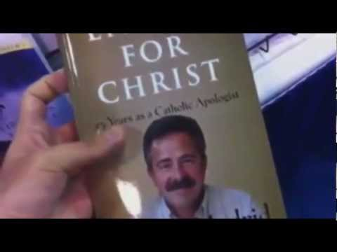 "Patrick Madrid's new book, ""Envoy for Christ"""