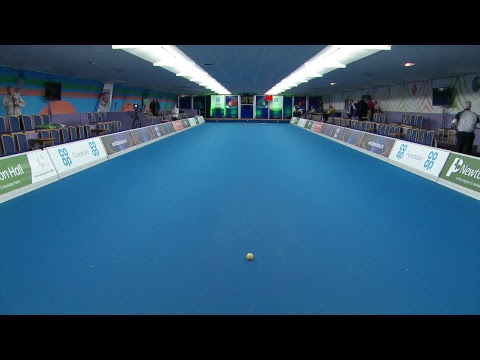 Co-Op Funeralcare International Open 2018 - Day 5 - Game 22/23/24