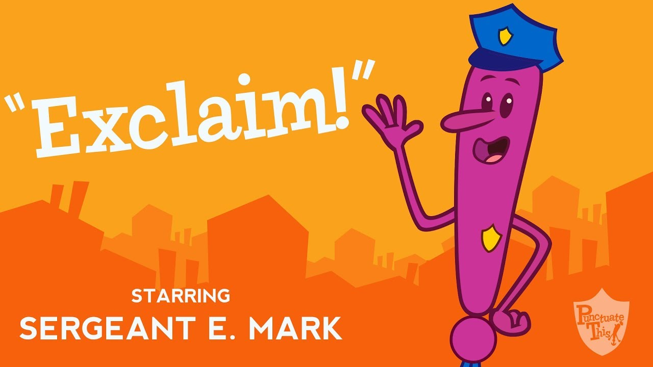 hight resolution of What is an exclamation mark?   TheSchoolRun
