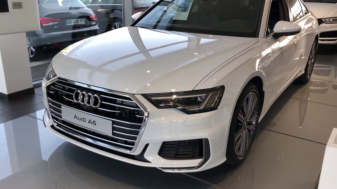 2019 new audi a6 berline s-line 45 tdi 231 hp inceleme interior