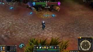 Frosted Ezreal League of Legends Skin Spotlight