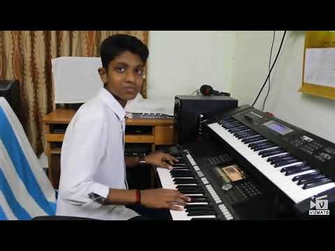 Mere Rashke Qamar Hindi Song Keyboard Attempt By Arjun M S
