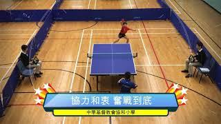 heepwoh的2018-2019年度九龍南區小學校際乒乓球比賽花絮相片