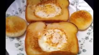 Top 10 Breakfast Recipes with egg and Bread