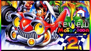 Motor Toon Grand Prix (2) review - ColourShed
