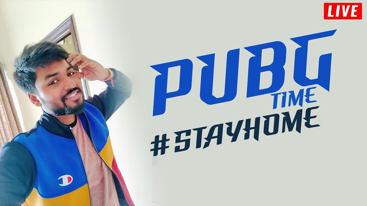 PUBG Telugu   Full Custom rooms ( NO Boring )   Lets Stay Home Play PUBG KILL CORONA Headshot