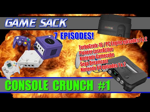 Console Crunch #1 - Game Sack