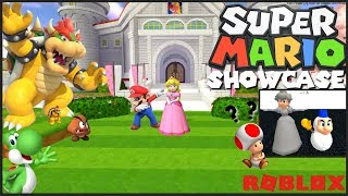 SUPER ROBLOX 64!!! - Roblox: Super Mario Showcase