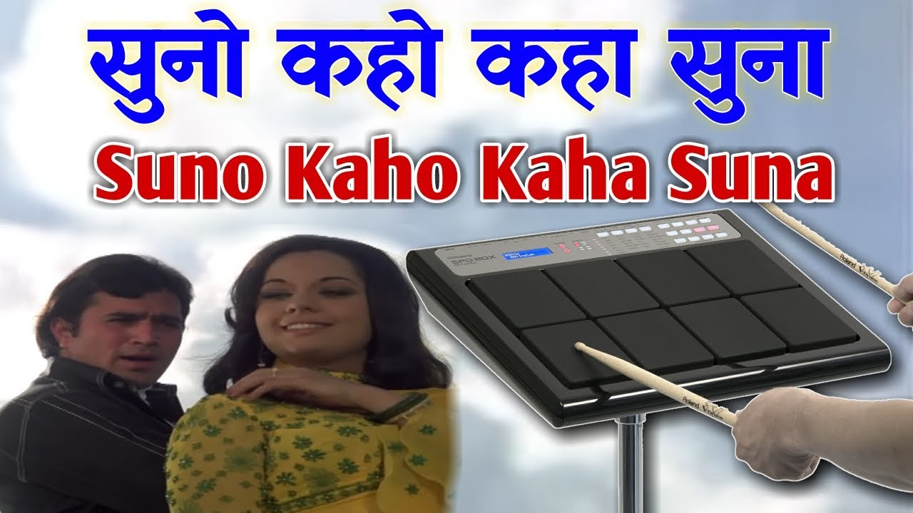 RD BURBAN Music | Suno Kaho Kaha Suna | Octapad SPD 20 & SPD 20X New Patch Editing